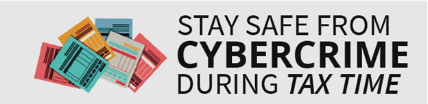 Stay Safe From Cybercrime during tax time