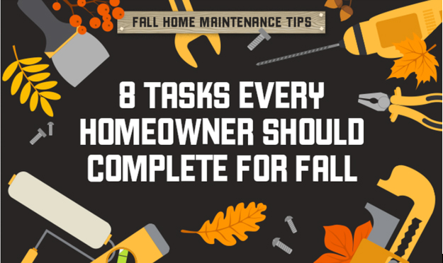 8 Tasks Every Homeowner Should Complete for Fall