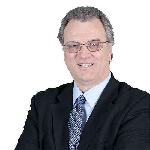Headshot of Marquette Bank's Trust Vice President, John Power CPA, CFP®