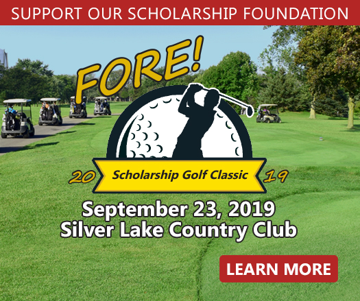 Support our Scholarship Foundation - FORE! Scholarship Golf Classic