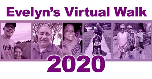 Evelyn's Virtual Walk 2020 Participants