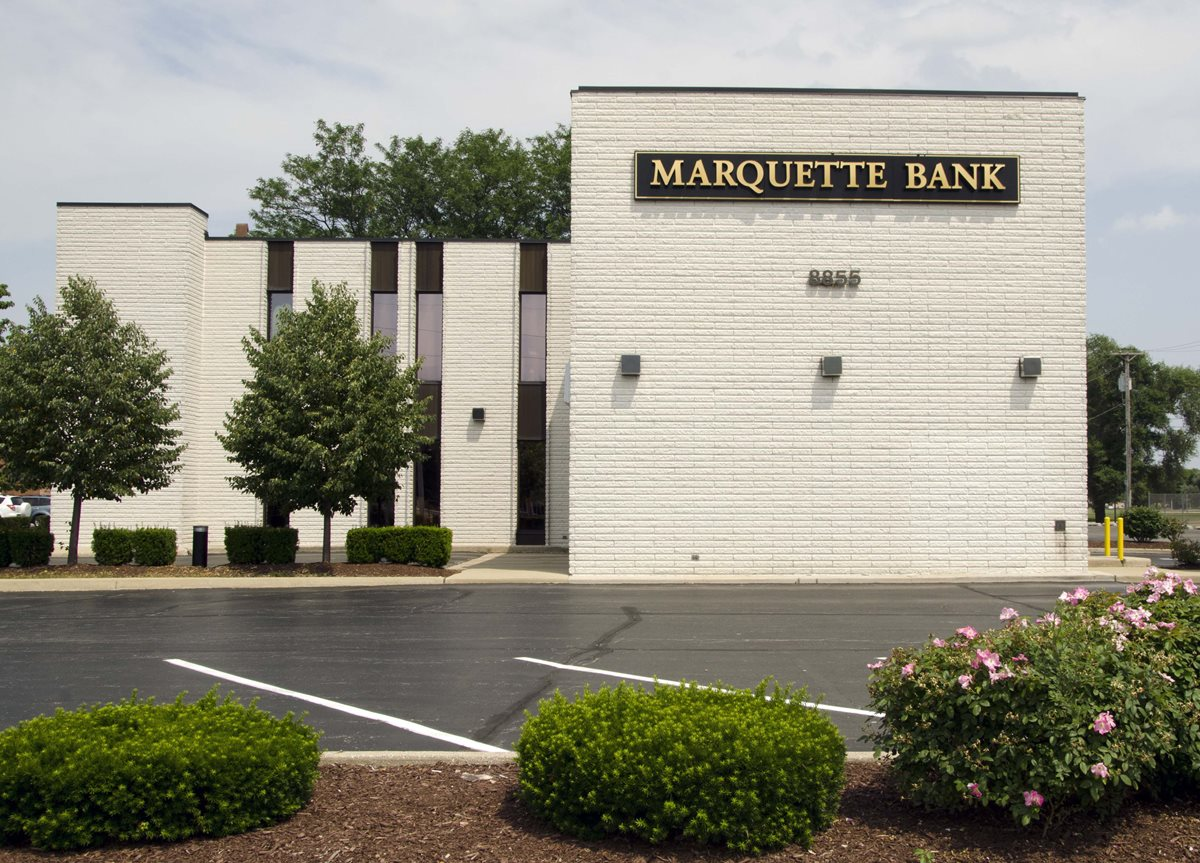 Marquette Bank - Oak Lawn - Ridgeland Branch
